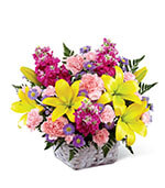 The Bright Lights Bouquet